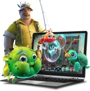 The Angler slot image