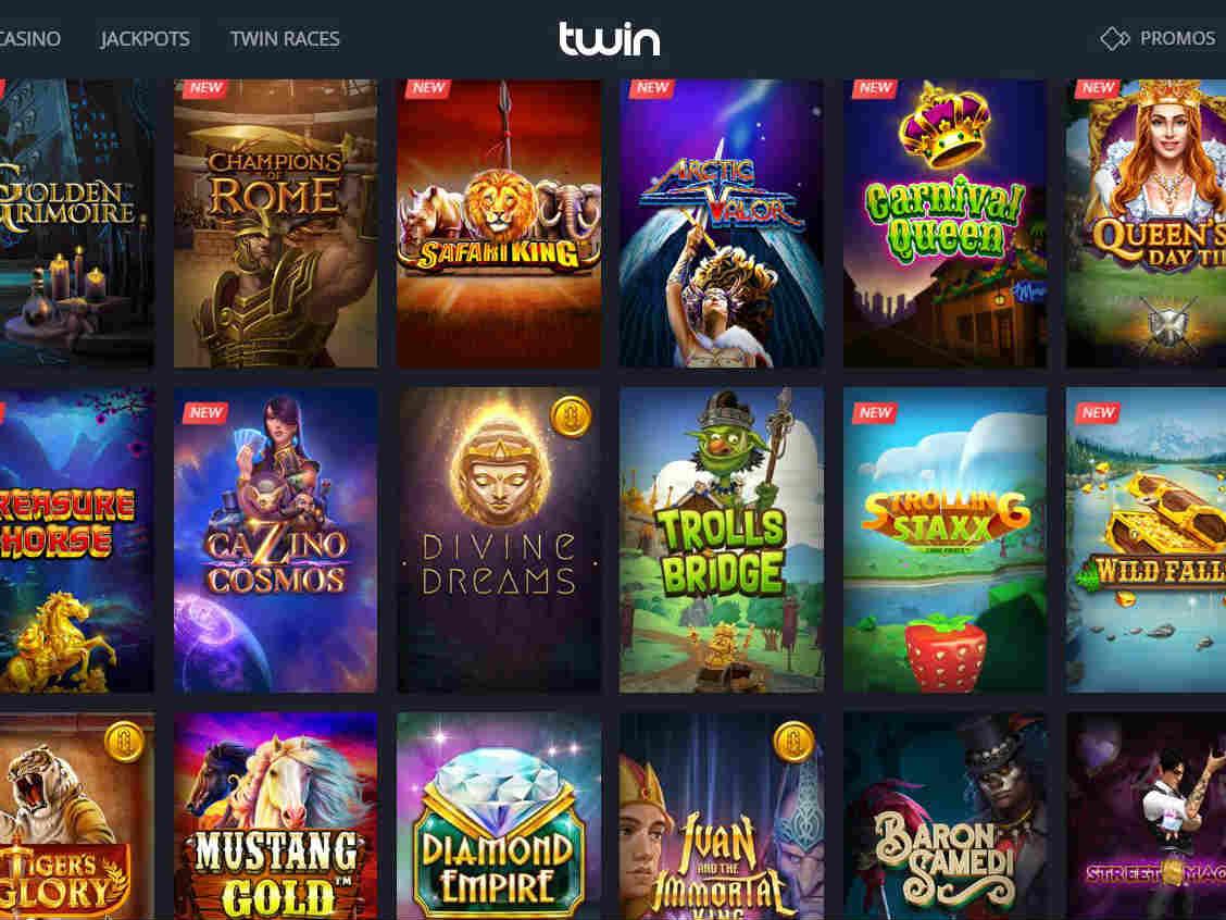 Visit Twin Casino