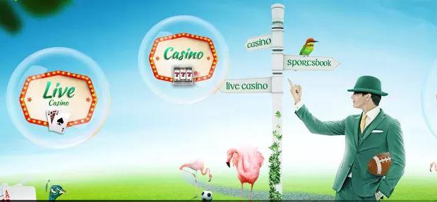 mr green casino bonukset ja mr green ilmaiskierrokset