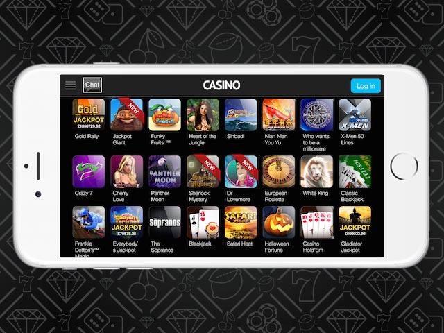 Visit Casino Tropez