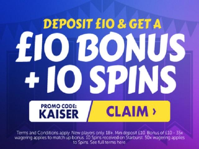 Visit Kaiser Slots Casino