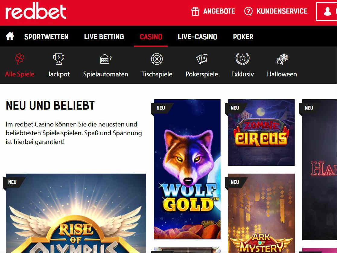 Visit Redbet