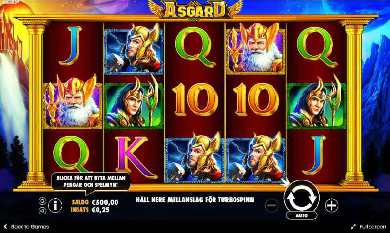 Asgard Slot Pragmatic Play