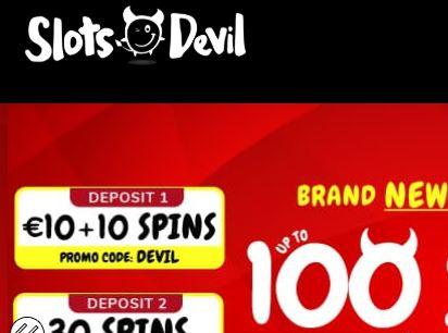 Visit Slots Devil