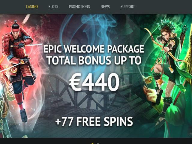 Visit 7 Gods Casino
