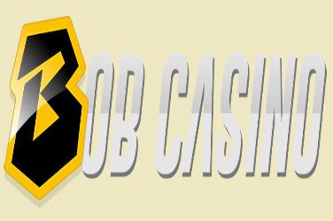 Обзор казино Bob Casino logo
