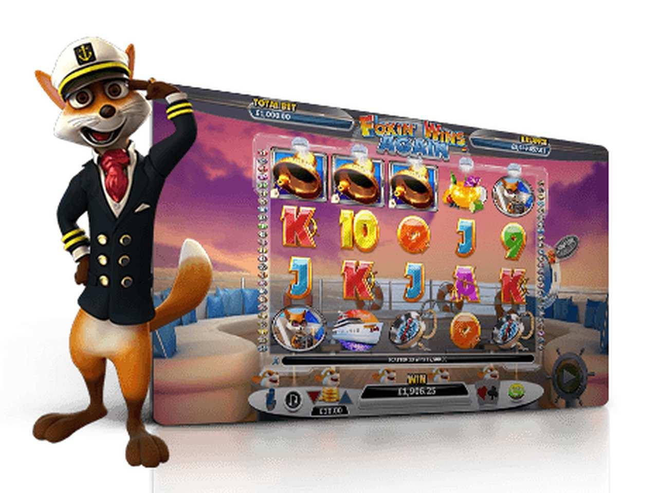 foxy wins slot