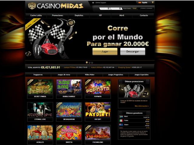Visit Casino Midas