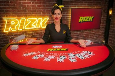 Rizk live dealer