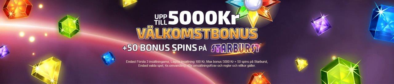 Betreels Casino Bonusar