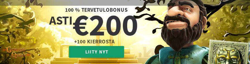 top tally casino bonus