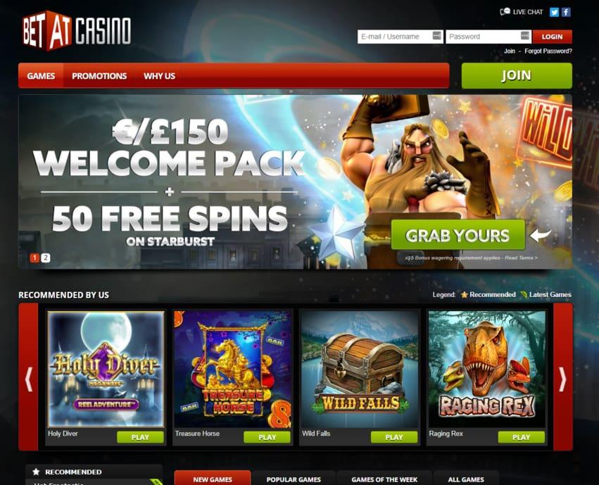 Visit Обзор казино BETAT