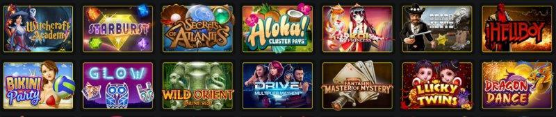 7 Gods Casino Spelen