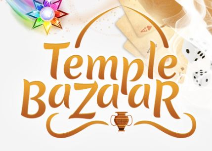 Temple NIle Bazaar
