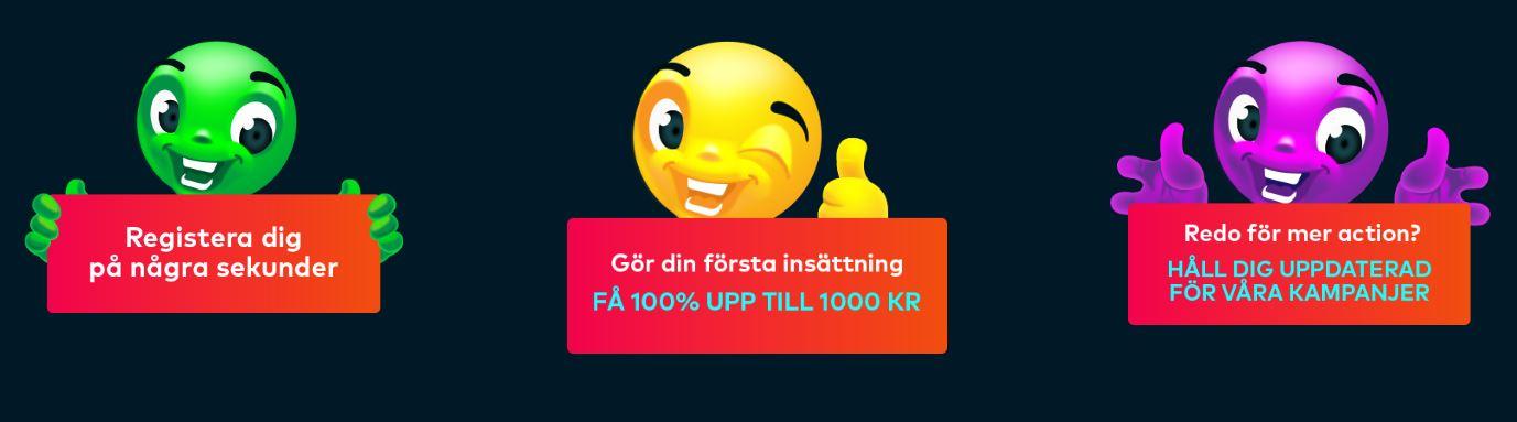 svenskt casino med roliga bonusar och freespins fun casino