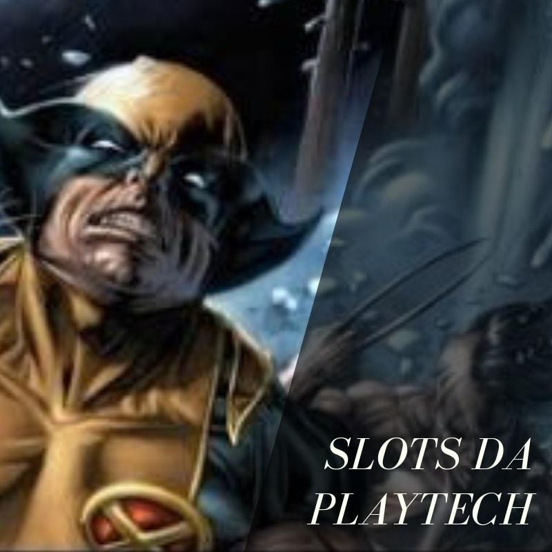 slots da playtech