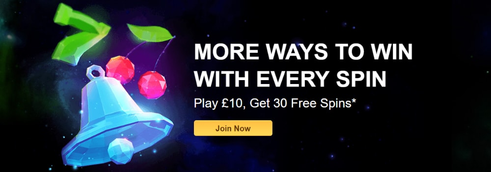 starspins welcome bonus