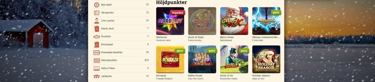 Casinostugan Sverige