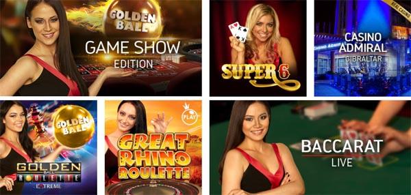 Casino RedKings Live Casino