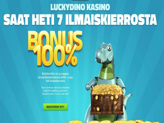 Visit LuckyDino