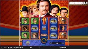 Anchorman Slot Scientific Games