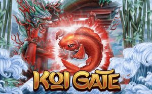 Koi Gate slot logo