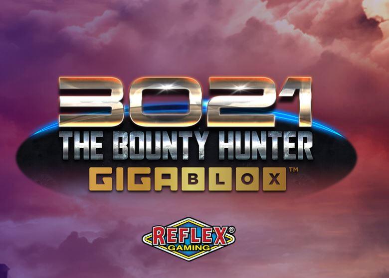 3021 AD The Bounty Hunter Gigablox