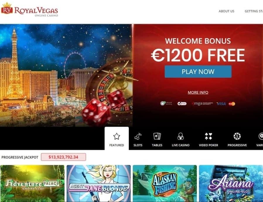 Visit Обзор казино Royal Vegas