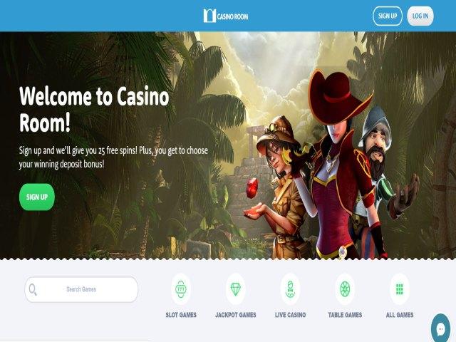 Visit Casino Room