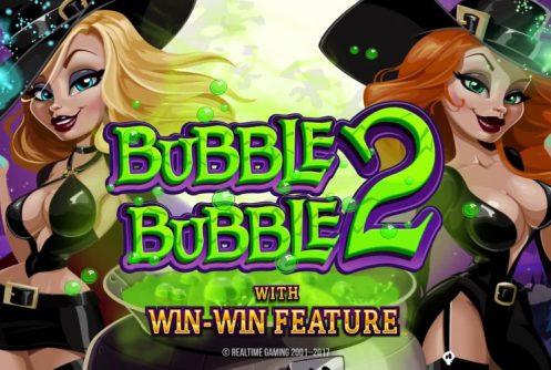 Bubble Bubble 老虎机