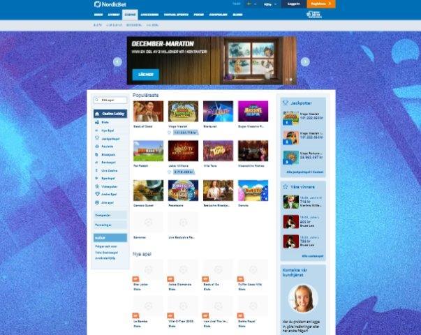 Visit NordicBet