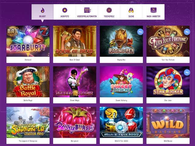 Visit Lucky Casino