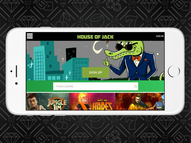 Visit House of Jack Casino