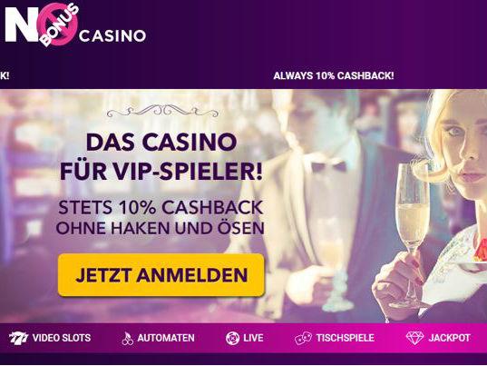 Visit No Bonus Casino
