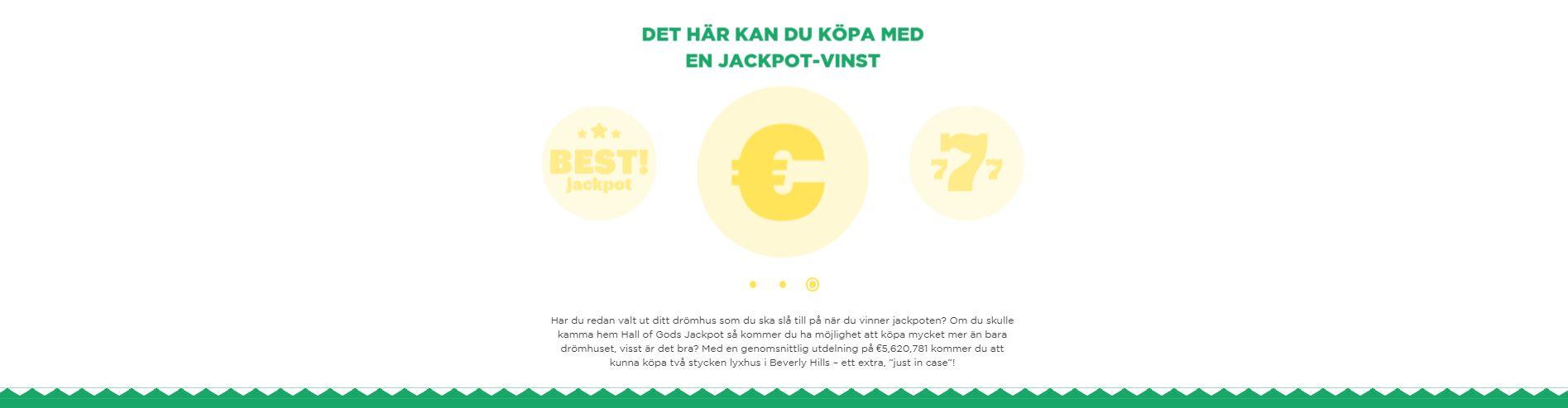 Sir Jackpot casino spel bäst bonus