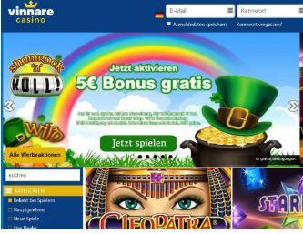 Visit Vinnare Casino