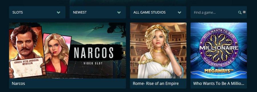 Casino Land games