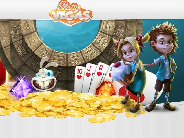 Visit Slotty Vegas Casino