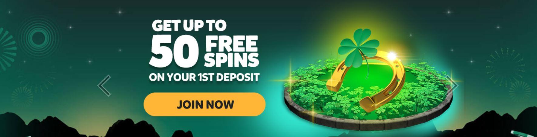 Vegas Luck Welcome Bonus
