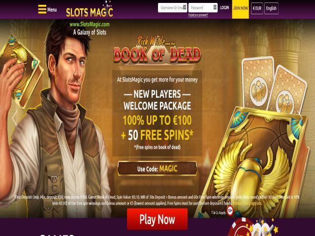 Visit Slots Magic