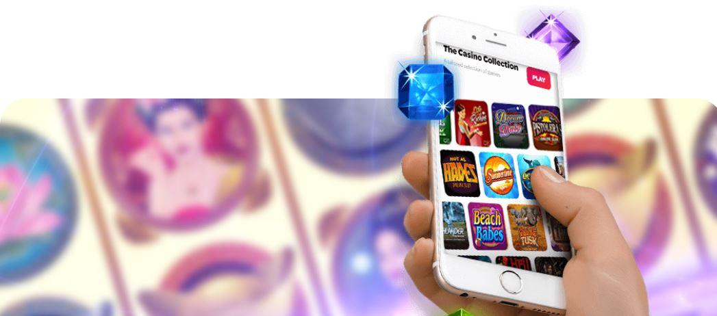 spin casino mobiilikasino ja pelit