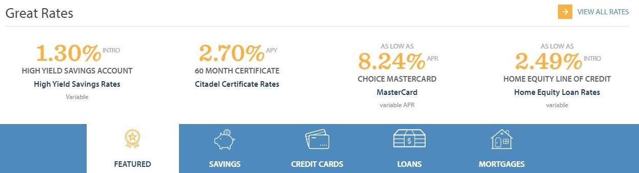 citadel-banking-ratios