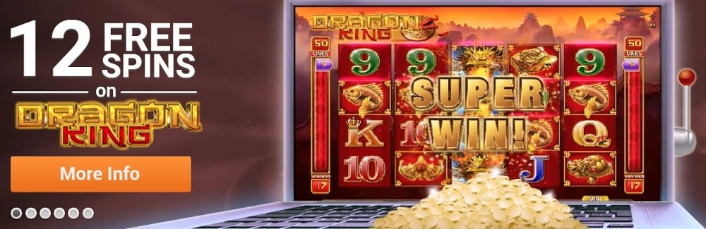 emu Casino Screenshot