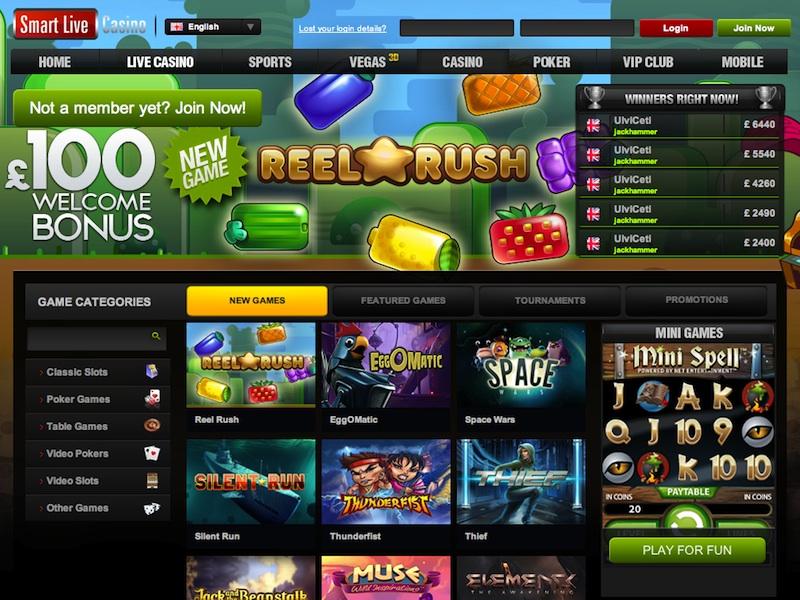 Visit Smart Live Casino