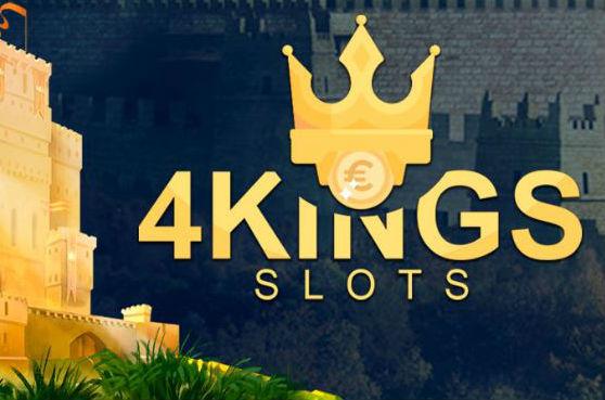 4 Kings Slots logo