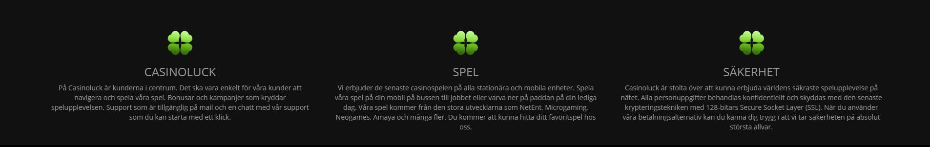 Casinoluck Intro