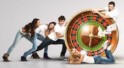 「Spinit Casino」娱乐场游戏
