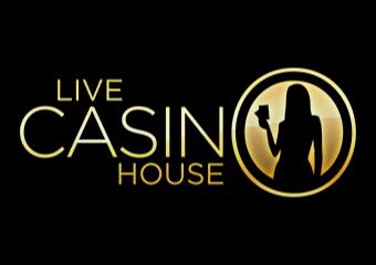 ライブカジノハウス logo