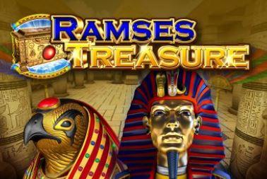 Gameart Ramses Treasure