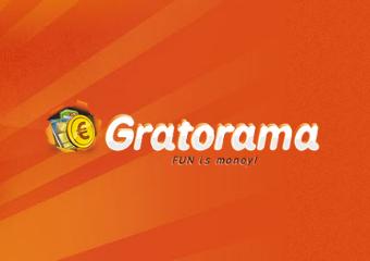 Gratorama logo